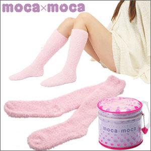 Увлажняющие носки moca*moca