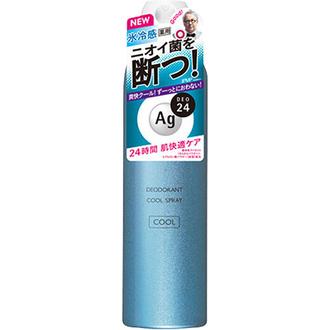 Дезодорант Shiseido Ag + охлаждающий эффект