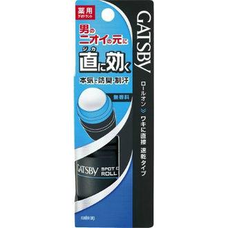 GATSBY Дезодорант-антиперспирант роликовый для мужчин 60мл