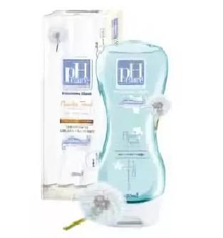 Нежный гель для интимной гигиены JRS pH Care с пантенолом и растительными экстрактами (с экстрактом ромашки и ароматом присыпки) 150 мл /96