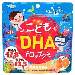 Unimat Riken Омега3 для детей со вкусом мандарина № 90