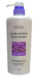 Растительный шампунь Лаванда для сухих поврежденных волос 510 мл