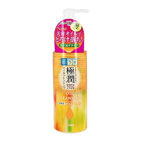 HADA LABO GOKUJYUN Гидрофильный гель для лица  с гиалуроновой кислотой 200мл