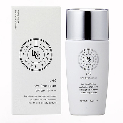 GHC Placental Cosmetic LNC UV Protector Крем для профилактики фотостарения SPF 50+ PA++++ 40 мл