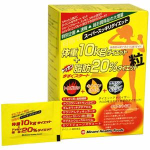 Бад для похудения Минус 10 кг от Minami 75 пакетиков по 6 таблеток