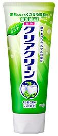 Лечебно-профилактическая зубная паста KAO Clear Clean Natural Mint мята 130 гр