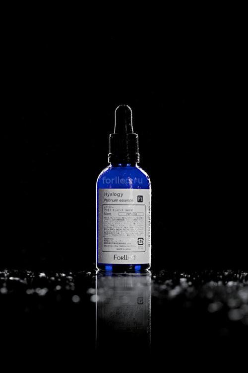 Платиновая сыворотка Hyalogy Platinum essence Biopure for professional 50 мл