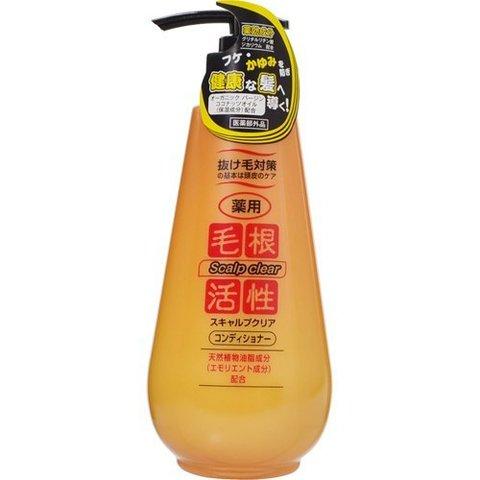 Маска для укрепления и роста волос, против перхоти JUNLOVE 500 мл 103593