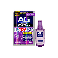 Глазные капли от аллергии увлажняющие с экстрактом корня лакричника Daiichi Sankyo 13 мл