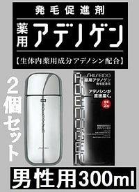 Лекарственный тоник от выпадения волос для мужчин Adenogen Shiseido