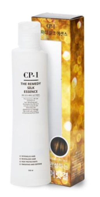 Эссенция для волос ESTHETIC HOUSE на основе ШEЛКА CP-1 THE REMEDY SILK ESSENCE 150 мл